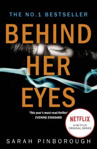 Jacket image for Behind her eyes