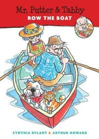 Jacket Image For: Mr Putter and Tabby Row the Boat