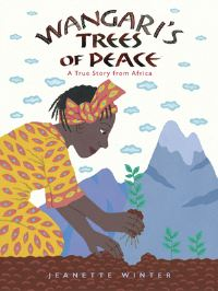 Jacket Image For: Wangari's Trees of Peace