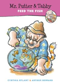 Jacket Image For: Mr Putter and Tabby Feed the Fish