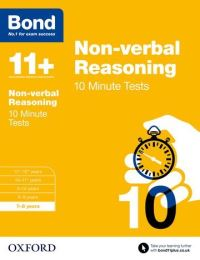 Non-verbal reasoning. 7-8 years 10 minute tests