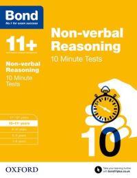Non-verbal reasoning. 10-11 years 10 minute tests