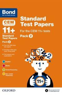 Practice test for CEM. Pack 2