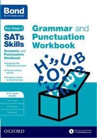 Grammar and punctuation. 10-11+ years stretch Workbook