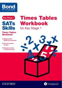 Times tables workbook for Key Stage 1