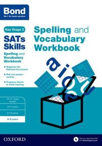 Spelling and vocabulary. 8-9 years Workbook