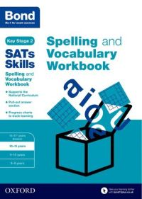 Spelling and vocabulary. 10-11 years Workbook