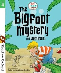 Bigfoot mystery and other stories