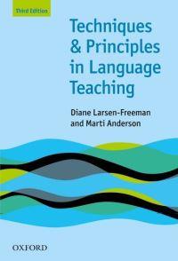 Techniques & principles in language teaching