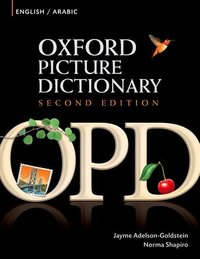 Oxford picture dictionary. English-Arabic