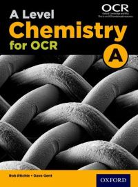 A level chemistry A for OCR. Student book