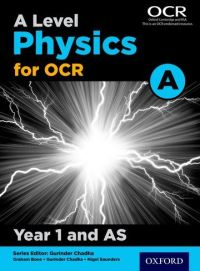 AS physics A for OCR. Student book