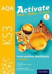 AQA activate for KS3. Intervention workbook 1 (foundation)
