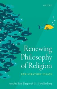 Renewing philosophy of religion