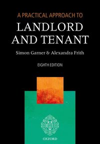 A practical approach to landlord and tenant
