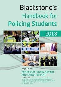 Blackstone's handbook for policing students