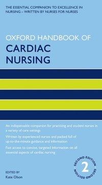 Oxford handbook of cardiac nursing