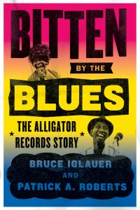 Jacket image for Bitten by the Blues