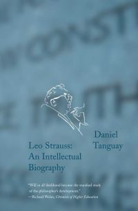 """Leo Strauss"" by Daniel Tanguay"