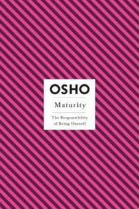 Jacket Image For: Maturity