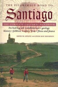Jacket image for The Pilgrimage Road to Santiago