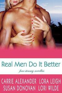 Jacket Image For: Real Men Do it Better