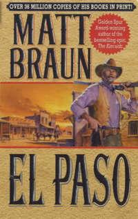 Jacket image for El Paso
