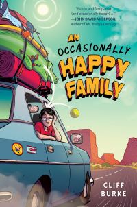 Jacket Image For: An Occasionally Happy Family