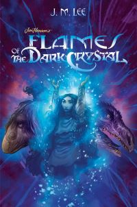 Jacket Image For: Flames of the Dark Crystal #4