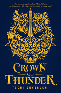 Jacket Image For: Crown of Thunder