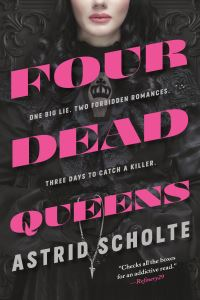 Jacket Image For: Four Dead Queens