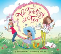 Jacket Image For: No Tooting at Tea