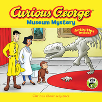 Jacket Image For: Curious George Museum Mystery (CGTV 8x8)