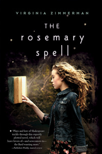 Jacket Image For: The Rosemary Spell