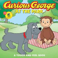 Jacket Image For: Curious George at the Park