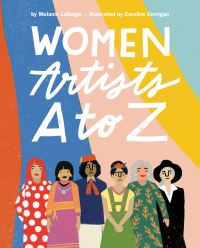 Jacket Image For: Women Artists A to Z