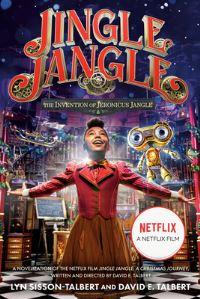 Jacket Image For: Jingle Jangle: The Invention of Jeronicus Jangle
