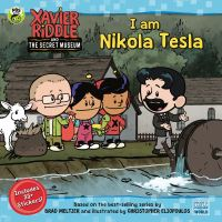 Jacket Image For: I Am Nikola Tesla