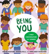 Jacket Image For: Being You