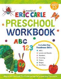 Jacket Image For: World of Eric Carle Preschool Workbook