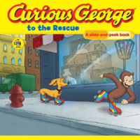 Jacket Image For: Curious George to the Rescue