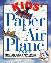 Jacket image for Kid's Paper Airplane Book