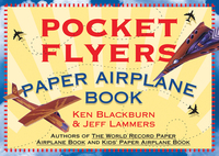 Jacket Image For: Pocket Flyers Paper Airplane Book