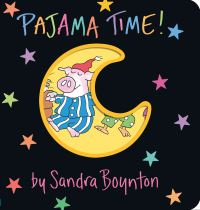 Jacket image for Pajama Time!