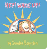 Jacket image for Hey! Wake Up!