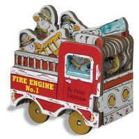Jacket Image For: Fire Truck