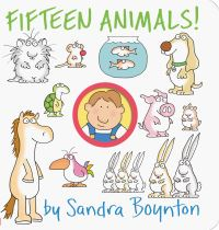 Jacket Image For: Fifteen Animals!