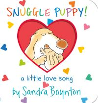 Jacket Image For: Snuggle Puppy!