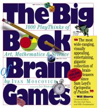 Jacket Image For: The Big Book of Brain Games