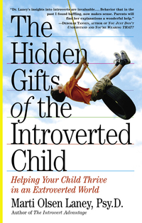 Jacket image for The Hidden Gifts of the Introverted Child